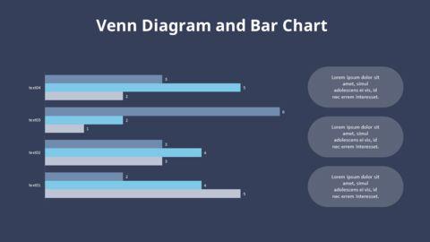 Cluster Horizontal Bar Chart and Texts_17