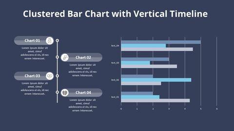 Cluster Horizontal Bar Chart and Texts_18