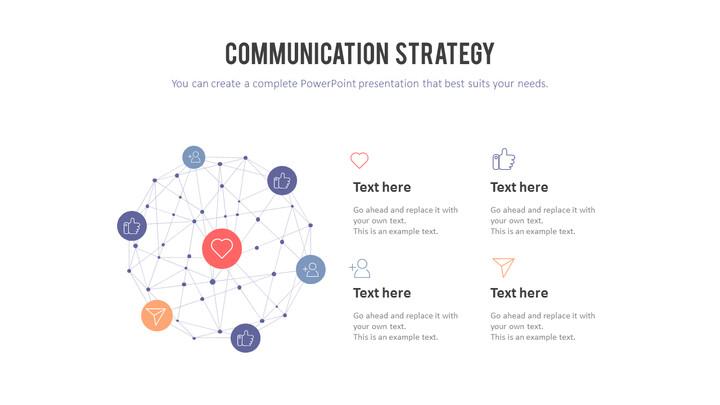 커뮤니케이션 전략 파워포인트 디자인_01