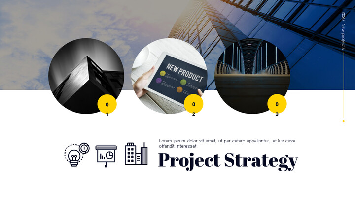 Project Strategy Ppt Slide Deck