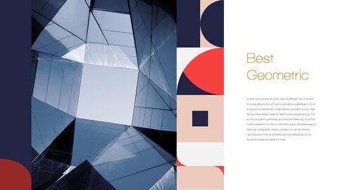 기하학적 건축 비즈니스 프리젠테이션_07