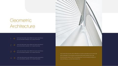 기하학적 건축 비즈니스 프리젠테이션_08