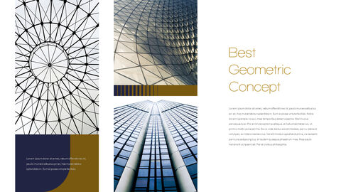 기하학적 건축 비즈니스 프리젠테이션_09