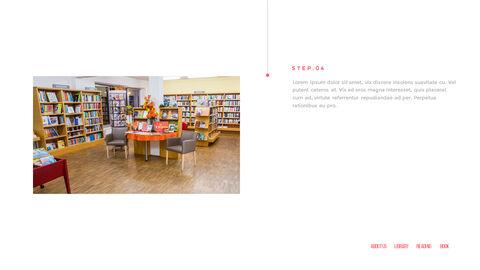 도서관 프레젠테이션용 PowerPoint 템플릿_13