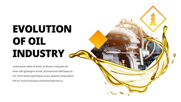 석유 산업 베스트 프레젠테이션 디자인_02
