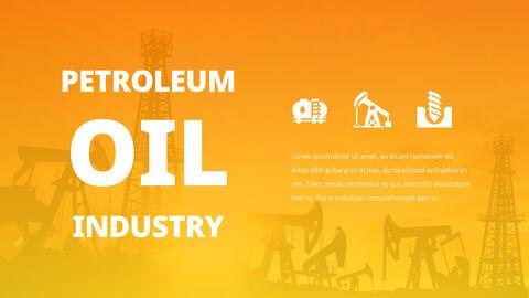 석유 산업 베스트 프레젠테이션 디자인_10