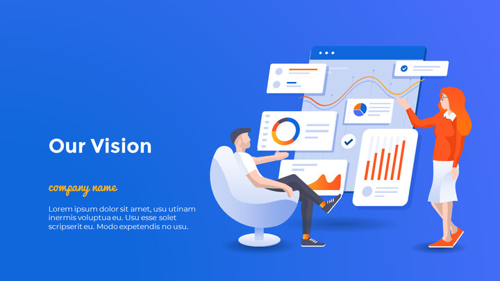 Business Template Design Animated Slides_02
