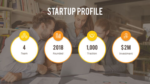 Startup Pitch Deck Circle Animation Design Template_03