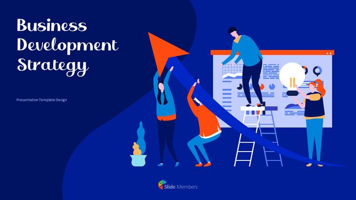 사업 개발 전략 슬라이드 PPT_01