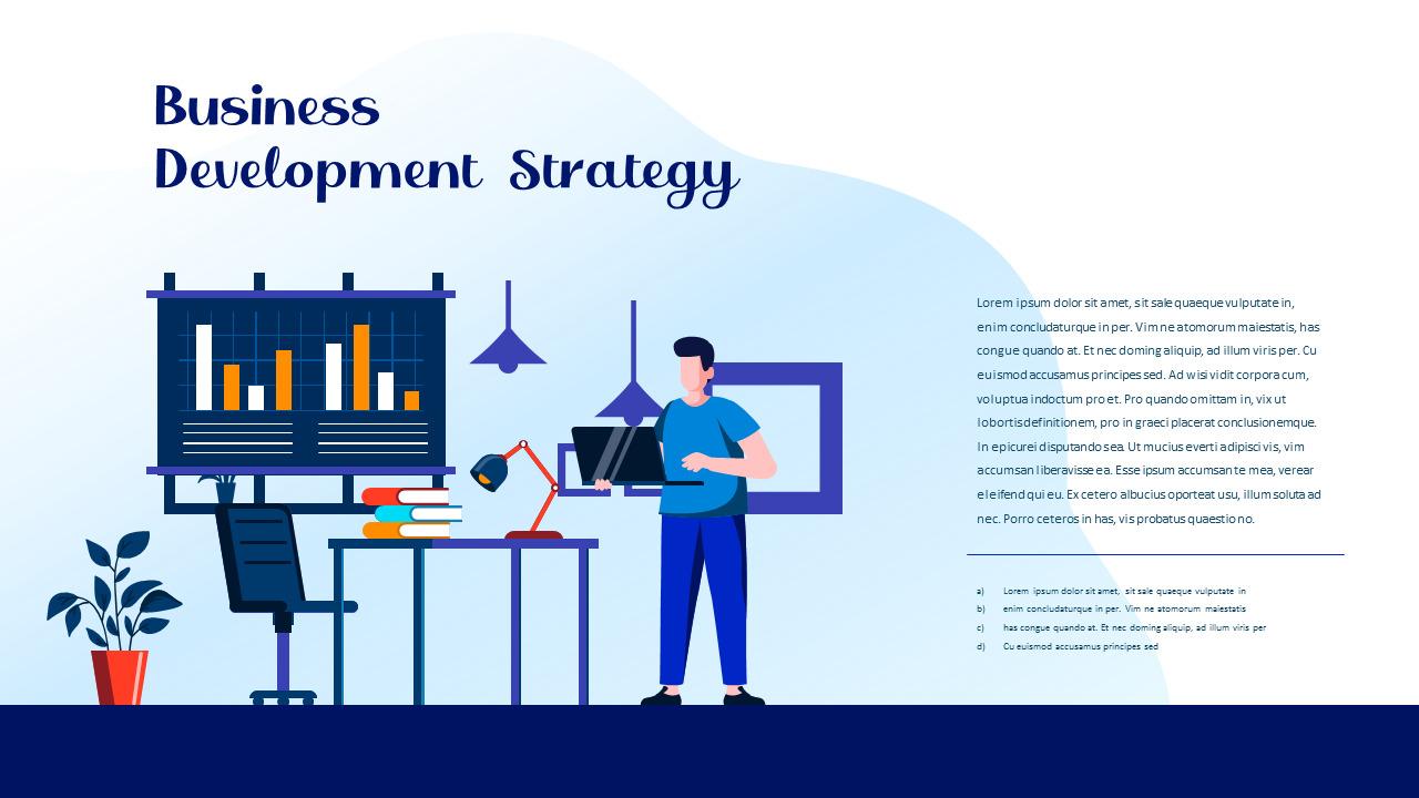 Business Development Strategy Slide Ppt