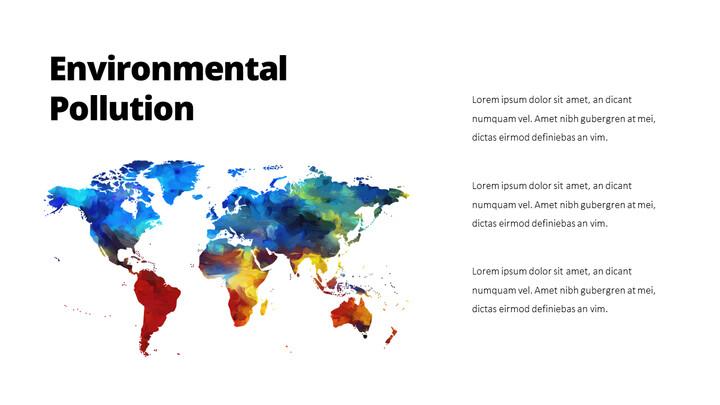 환경 보호 프레젠테이션용 PowerPoint 템플릿_02