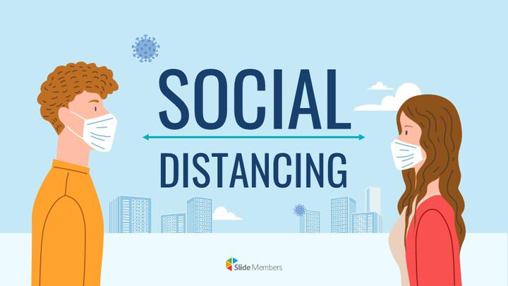 사회적 거리두기 인터랙티브 Google 슬라이드_01