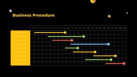 전자 패턴 피치덱 디자인 PPT 비즈니스_12