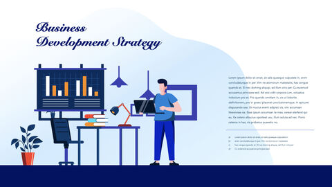 Business Development Strategy Keynote Templates for Creatives_04