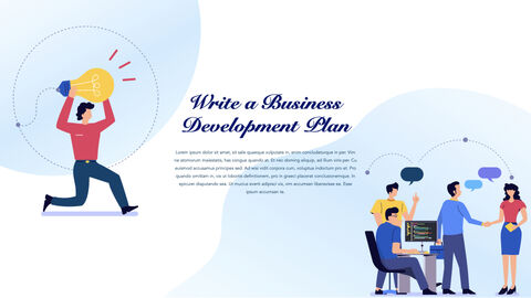 Business Development Strategy Keynote Templates for Creatives_12