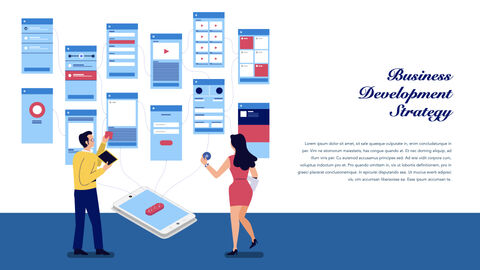 Business Development Strategy Keynote Templates for Creatives_14