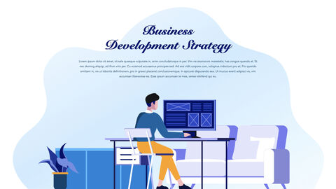 Business Development Strategy Keynote Templates for Creatives_19