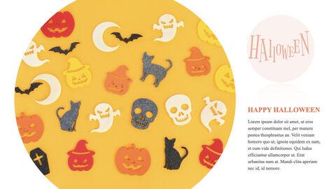 Halloween Simple Keynote Template_39