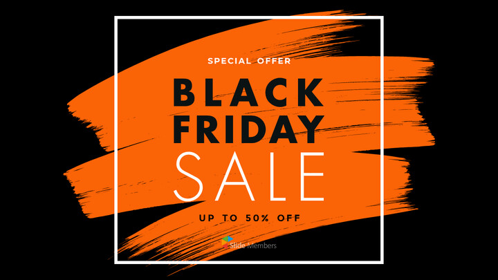 Black Friday powerpoint design free_01