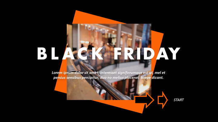 Black Friday powerpoint design free_02