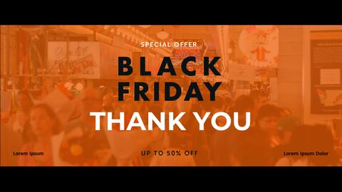 Black Friday powerpoint design free_40