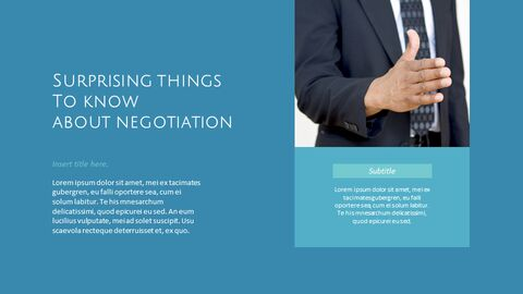 Negotiation presentation slide design_16