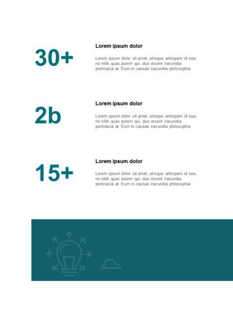 Simple Annual Report Google Slides Presentation_11