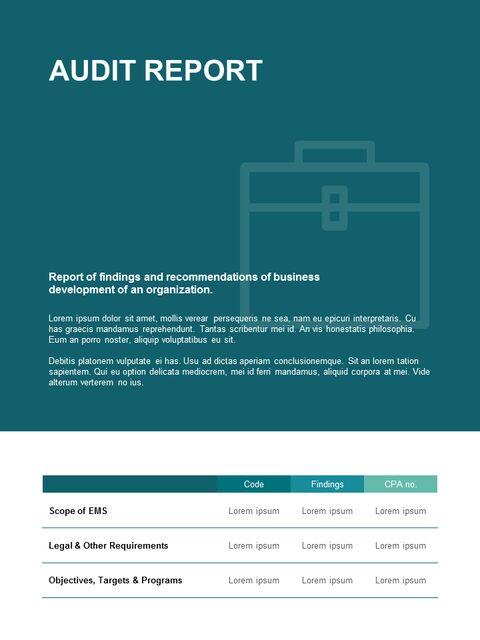 Simple Annual Report Google Slides Presentation_19