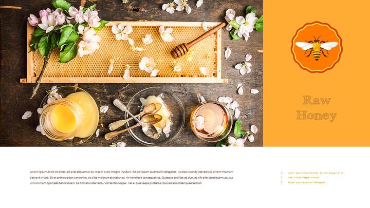 꿀의 장점 비즈니스 사업 피피티_02