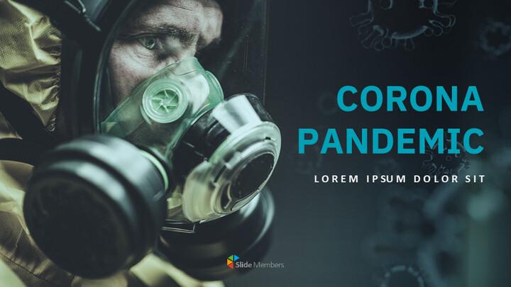 코로나 전염병 Google 슬라이드 테마 & 템플릿_01