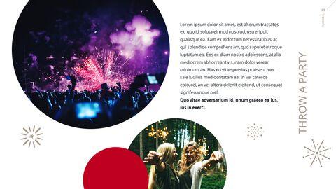 불꽃 놀이 축제 파워포인트 테마_09