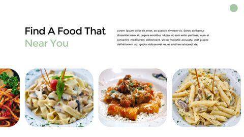 이탈리아 음식 비즈니스 프레젠테이션 템플릿_06