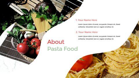 이탈리아 음식 비즈니스 프레젠테이션 템플릿_10