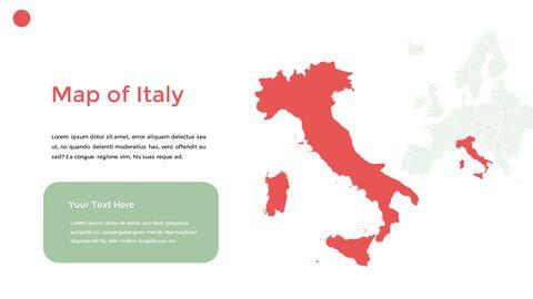 이탈리아 음식 비즈니스 프레젠테이션 템플릿_38