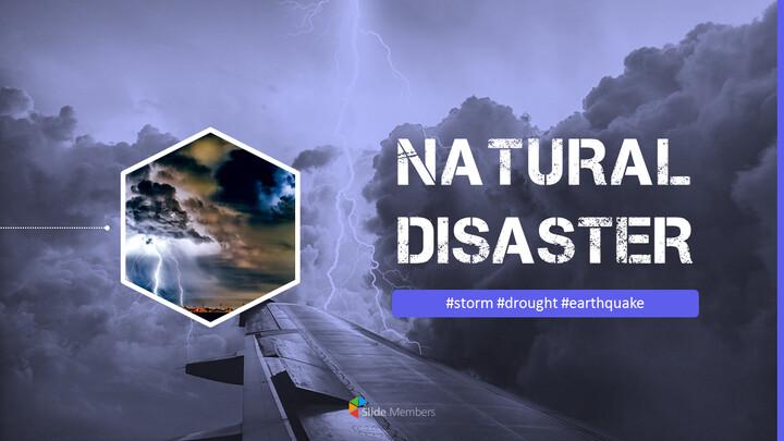 자연 재해 PPT 포맷_01