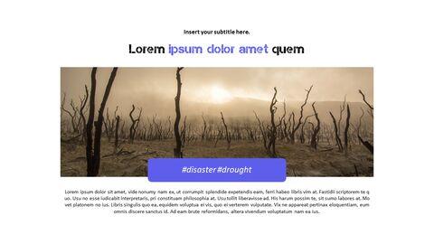 자연 재해 PPT 포맷_25