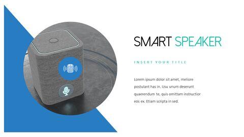 스마트 홈 PowerPoint 템플릿 디자인_05