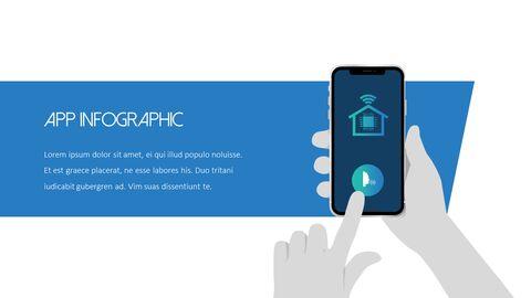스마트 홈 PowerPoint 템플릿 디자인_39