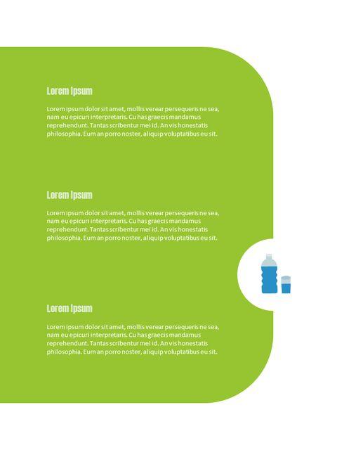 건강한 인포그래픽 세로형 PPT 디자인 템플릿_11