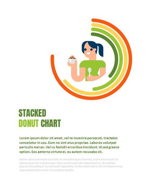 건강한 인포그래픽 세로형 PPT 디자인 템플릿_14