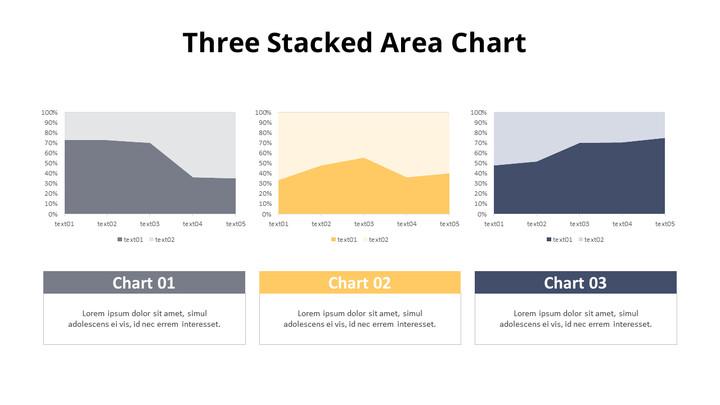 텍스트가있는 비교 영역 차트_02