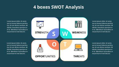 Cross SWOT Analysis Animation Diagram_07