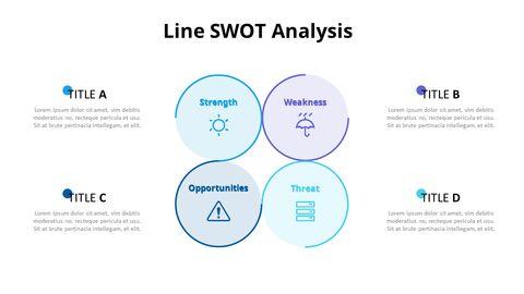 Leaves SWOT Analysis Diagram Animation Diagram_04