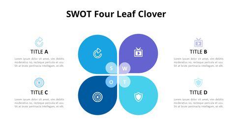Leaves SWOT Analysis Diagram Animation Diagram_05