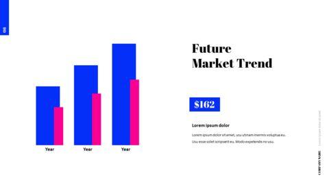 간단한 색상 피치덱 템플릿 프레젠테이션 PowerPoint 템플릿 디자인_07