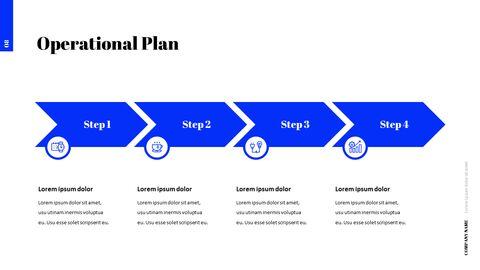 간단한 색상 피치덱 템플릿 프레젠테이션 PowerPoint 템플릿 디자인_09