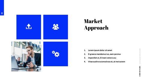 간단한 색상 피치덱 템플릿 프레젠테이션 PowerPoint 템플릿 디자인_11