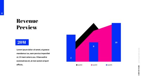 간단한 색상 피치덱 템플릿 프레젠테이션 PowerPoint 템플릿 디자인_13
