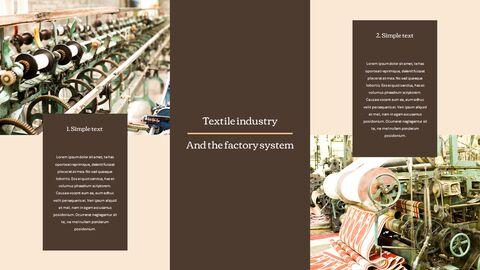 섬유 산업 파워포인트 프레젠테이션 디자인_09