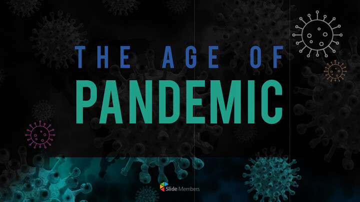 The Age of Pandemic company profile template design_01